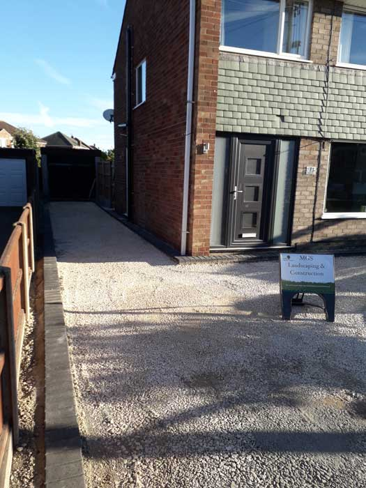 Block paving Lincoln