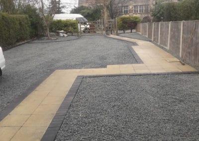 new-gravel-driveway